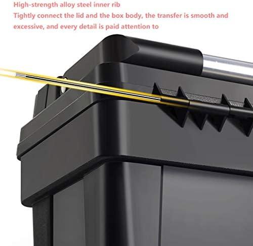 HLD 多機能のメンテナンス大ハードウェアボックスポータブル電気技師世帯 ツールボックス