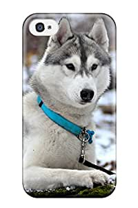 Discount Excellent Design Animal Wolf Case Cover For Iphone 4/4s 2161917K56111572