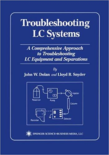 Troubleshooting LC Systems: A Comprehensive Approach to Troubleshooting LC Equipment and Separations: Amazon.es: John W. Dolan, Lloyd R. Snyder: Libros en ...