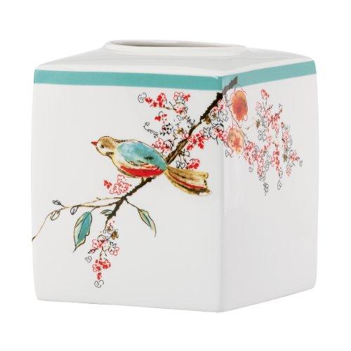 - Lenox Chirp Tissue Box Holder