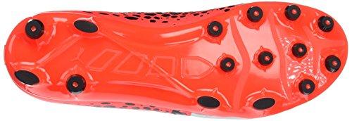 Football Coral Homme 3 Puma Black fiery AG Graphic Noir de Evopower Vigor silver Chaussures qn8gFgwO0x