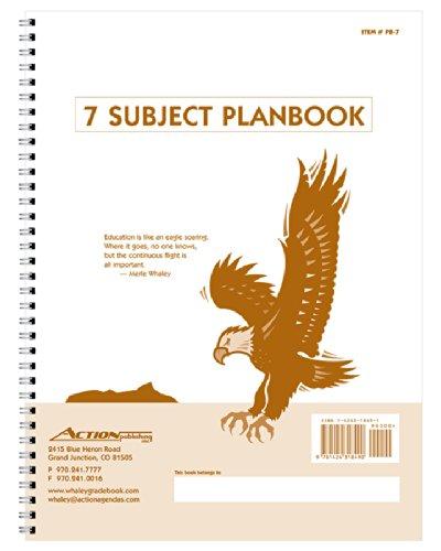 7 Subject Notebook - 5