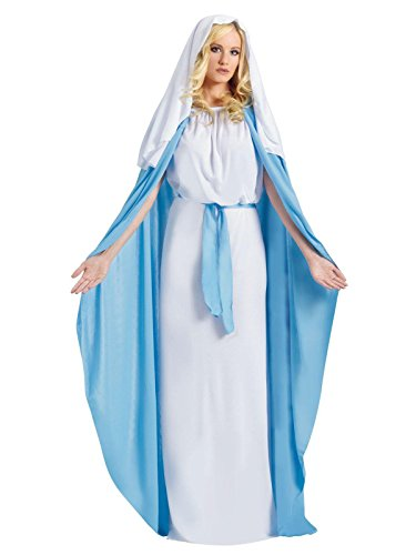 Nativity Gown - Virgin Mary Adult Costume