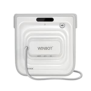 ecovacs winbot w730 the window cleaning robot for framed or frameless windows. Black Bedroom Furniture Sets. Home Design Ideas