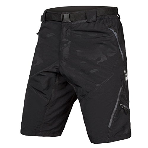 Endura Hummvee Baggy Cycling Short II Black Camo