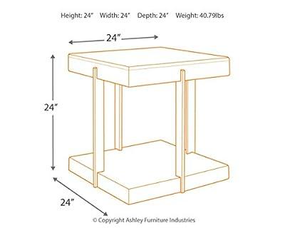 Ashley Furniture Signature Design - Gantoni Contemporary