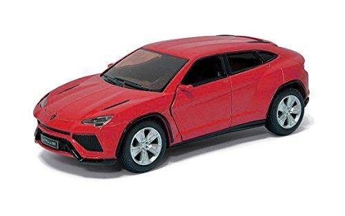 Scale 1 38 Lamborghini Urus Pull Back Action Diecast Car Red