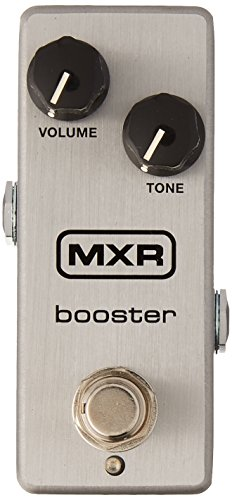 (MXR M293 Booster Mini Guitar Effects Pedal)