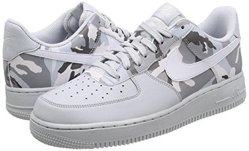 009 LV8 45 Nike Force 5 1 823511 Uomo Pure '07 Scarpe Platinum AIR nF4wYWvqF