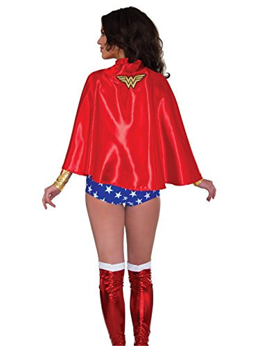 Rubie's Costume Co Women's DC Superheroes Cape, Wonder Woman -