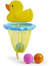 Munchkin Duck Dunk Bath Toy, Multicolor, Small