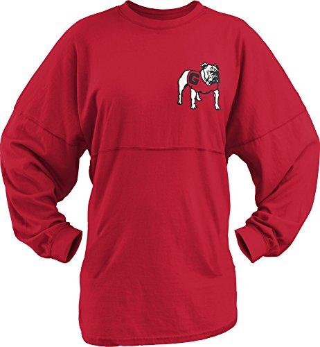 georgia bulldogs spirit jersey - 1