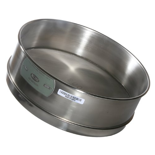 Stainless Steel Test - Advantech Stainless Steel Test Sieves, 8