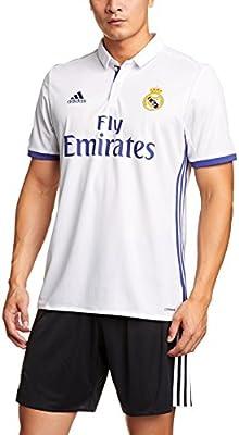 1ª Equipación Real Madrid CF 2016 2017 - Camiseta oficial para hombre  adidas 219c8a0920bac