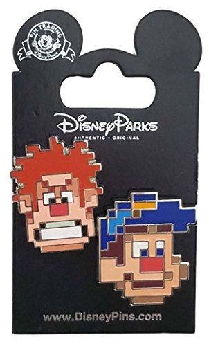 Disney Pin - Wreck-it-Ralph - Ralph and Felix