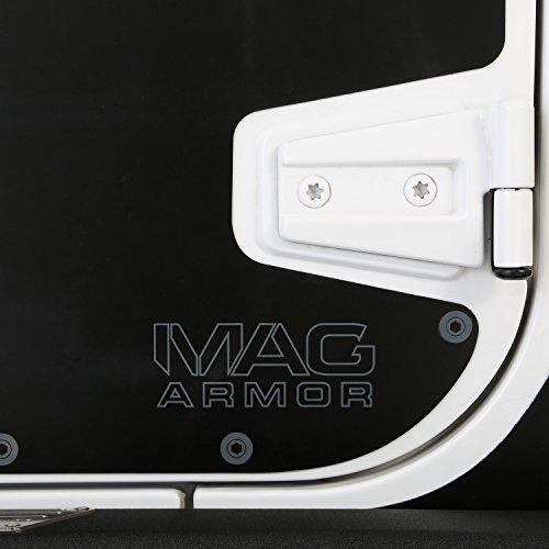 Smittybilt 76994 Black Mag-Armor Magnetic Trail Skin by Smittybilt (Image #2)
