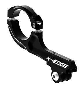 K-EDGE GO BIG Pro Handlebar Mount for GoPro Hero (K13-420 Black)