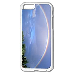 Great Rainbow Plastic Cover For IPhone 6