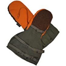 BRAND NEW USGI MILITARY ISSUE COYOTE COLOR ARCTIC MITTENS/EXTREME COLD WEATHER