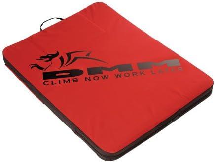 DMM Dyno - Colchoneta para escalada, color rojo: Amazon.es ...