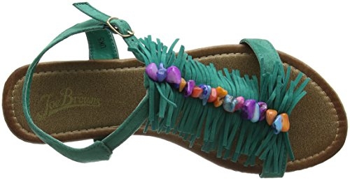 Sandals Spartiates Castaway Jade Femme Joe Browns Vert A nx7PqwtZwC