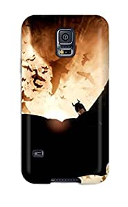 Awesome Case Cover/galaxy S5 Defender Case Cover(2012 Batman Movie)
