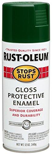 Rust Oleum 7738830 Stops 12 Ounce Hunter