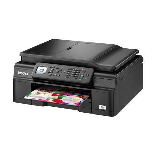 Brother MFC-J470DW – Wireless Inkjet All-in-One w Auto Document Feeder MFCJ470DW