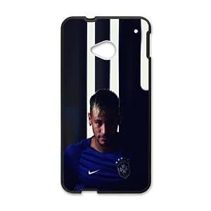 Printed Phone Case Bienvenido Neymar For HTC One M7 Q5A2112261