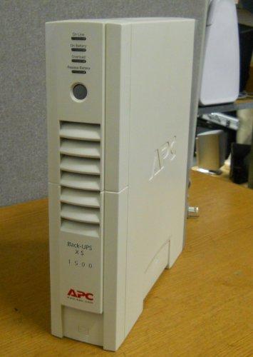 APC Back-UPS XS 1500 Battery Back Up & Surge protector