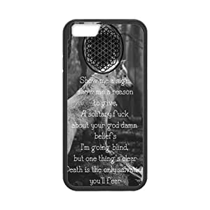 Fashion Bring Me to The Horizon Gel Rubber Phone Case Cover for iphone 6 4.7inch