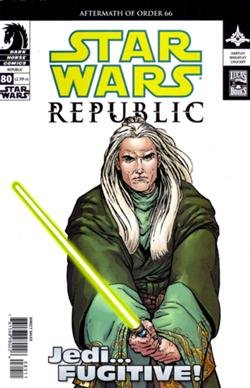 Star Wars Republic No. 80