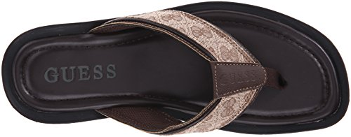 GUESS Flop Terrance Flip Beige Men's PqPw4Or