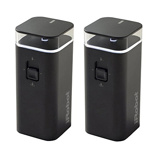 Irobot Virtual Wall - iRobot Authentic Parts Dual Mode Virtual Wall Barrier -2 Pack