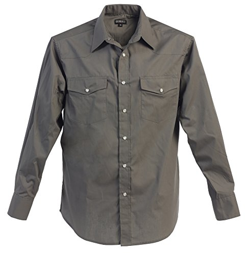 Solid Casual Shirt - 1