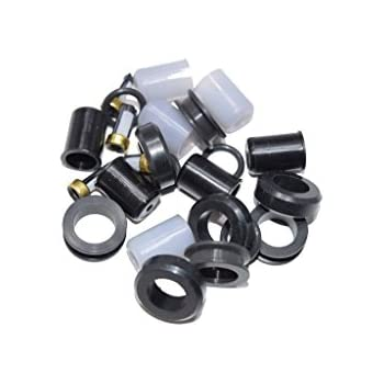 The Injector Shop 4-321 Fuel Injector Rebuild Seal Kit for Toyota 6 Cylinder