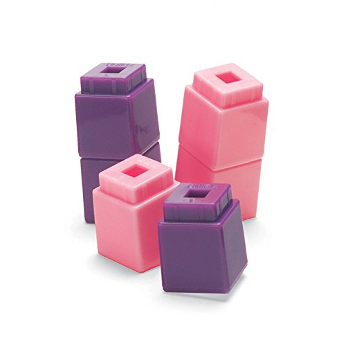 (Didax Educational Resources Unifix Cubes Purple Bag of)
