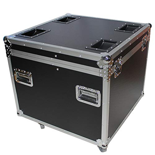"ProX XS-UTL9W Utility Pro Audio Gear Flight Case w/Casters 20x20x20"" from ProX Cases"