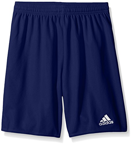 - adidas Youth Parma 16 Shorts, Dark Blue/White, Medium