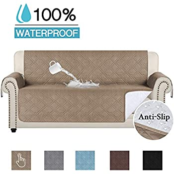 Amazon Com 100 Waterproof Recliner Covers For Large Recliner Furniture Sofa Covers