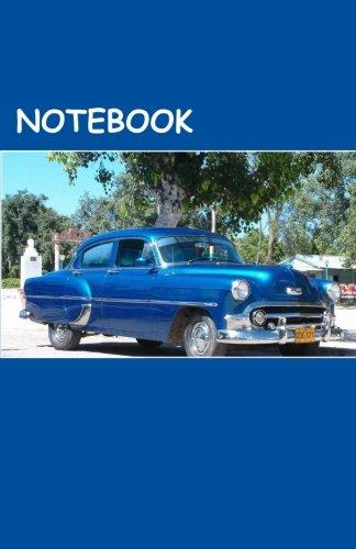 NOTEBOOK - Cuban Car Cuban Cars