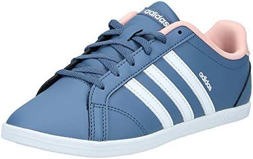 adidas VS CONEO QT Women's Sneakers, Blue, 5 UK (38 EU): Buy ...