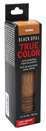 Black Opal True Color Liquid Foundation Nutmeg 1oz (2 Pack) by Black Opal