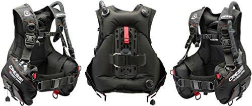 Cressi Start Pro 2.0 Scuba Diving Gear Package Assembled GUpG Reg Bag, Leonardo...