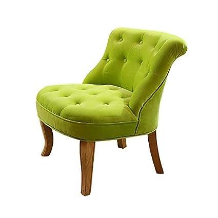 Brisk - Tessuto poltrona in legno divano sedia Sedia camera da letto ...