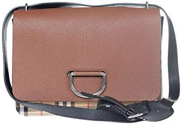 5bfda44c7aa Burberry Women's 4075926 Brown Leather Shoulder Bag: Amazon.ca: Sports &  Outdoors