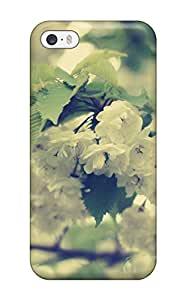 Special Design Back Flower Phone Case Cover For Iphone 5/5s