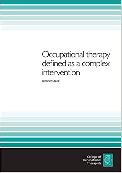 occupational therapy and mental health creek pdf