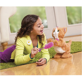 FurReal Friends Daisy Plays-With-Me Kitty Toy - 41Fz0KD8pYL - FurReal Friends Daisy Plays-With-Me Kitty Toy