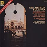 Gilbert & Sullivan: Ruddigore/Sargent also The Tempest, incidental music & The Merchant of Venice, Suite/Dunn
